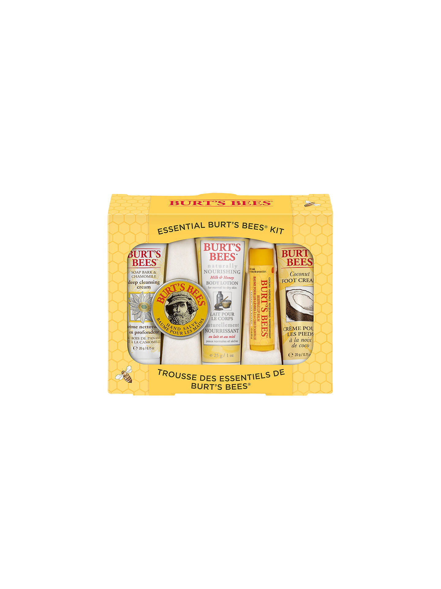 BuyBurt's Bees Essential Kit Online at johnlewis.com