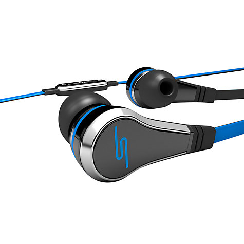 Buy SMS Audio STREET by 50 Cent In-Ear Headphones Online at johnlewis.com