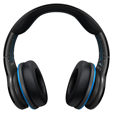 Buy SMS Audio STREET by 50 Cent Full Size Headphones, Black Online at johnlewis.com
