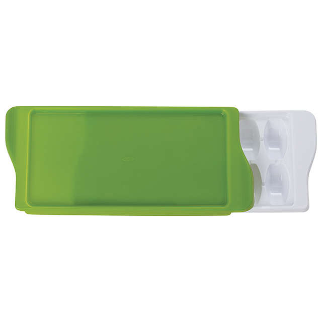 BuyOxo Tot Food Freezer Tray, Green Online at johnlewis.com