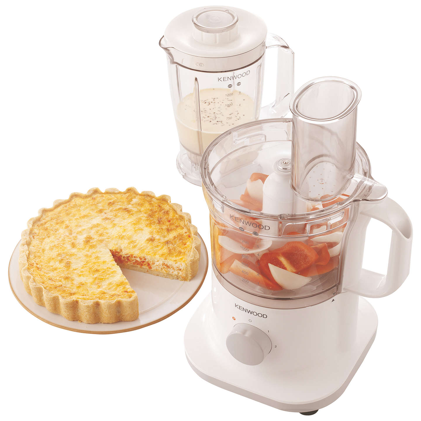 Kenwood Fpp Multipro Food Processor Attachments