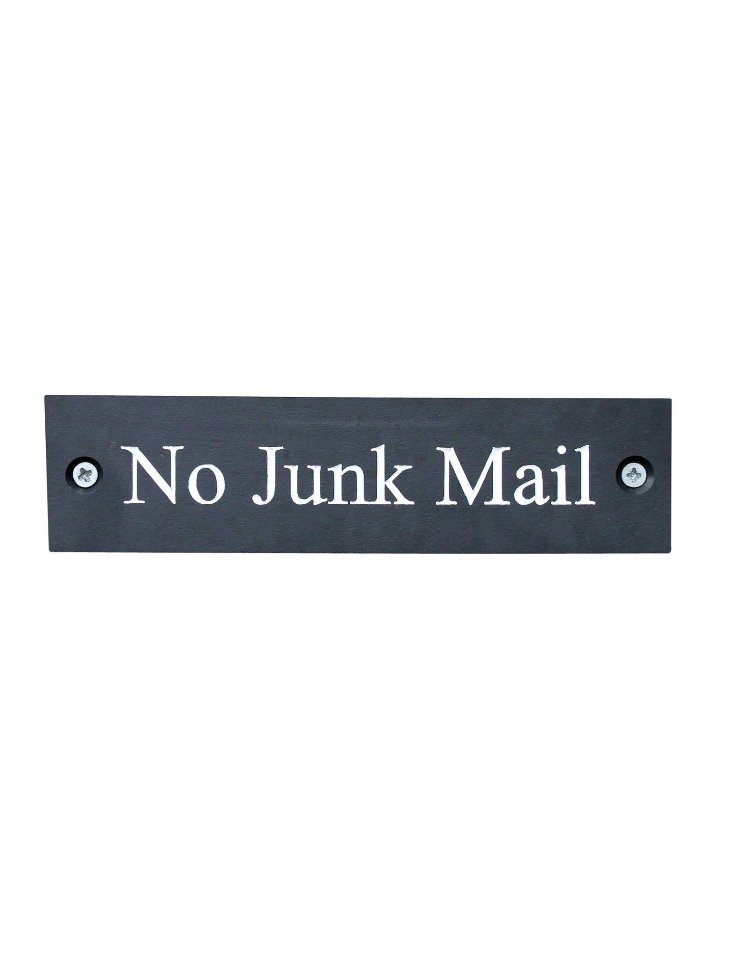 3084dcd44fcac9 Buy ashortwalk No Junk Mail Sign