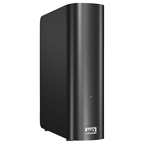 Buy WD My Book Live Personal Cloud Storage, Network Attached Storage Drive, 2TB Online at johnlewis.com