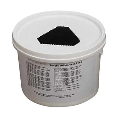 Product photo of Harvey maria vinyl tile adhesive 2 5l
