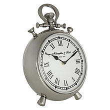 Buy Libra Round Table Clock Online at johnlewis.com
