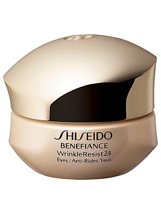 Shiseido Benefiance WrinkleResist24 Eye Contour Cream, 15ml