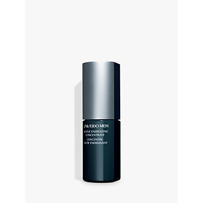 Shiseido Men Active Energizing Concentrate, 50ml