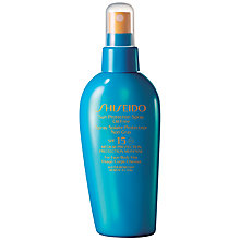 Buy Shiseido Sun Protection Spray SPF15 - Oil-Free, 150ml Online at johnlewis.com