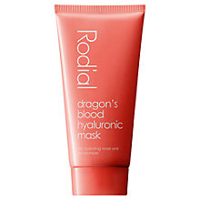 Buy Rodial Dragon's Blood Hyaluronic Acid Mask, 50ml Online at johnlewis.com