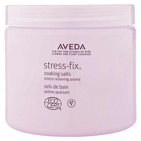 Buy AVEDA Stress-Fix™ Soaking Salts, 454g Online at johnlewis.com
