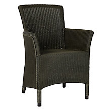Buy Neptune Havana Lloyd Loom Armchair Online at johnlewis.com