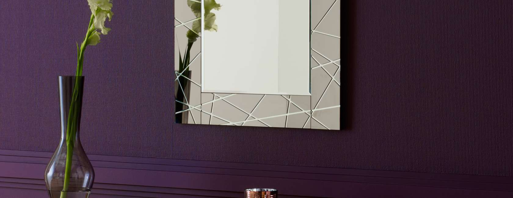 Wedding Gifts John Lewis: John Lewis & Partners Smoke Engraved Mirror Range At John