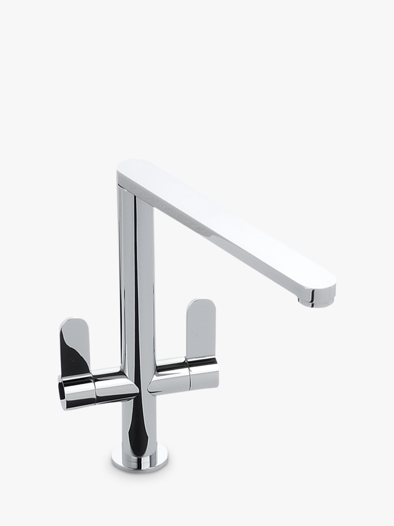 Abode Abode Linear 2 Lever Monobloc Kitchen Tap
