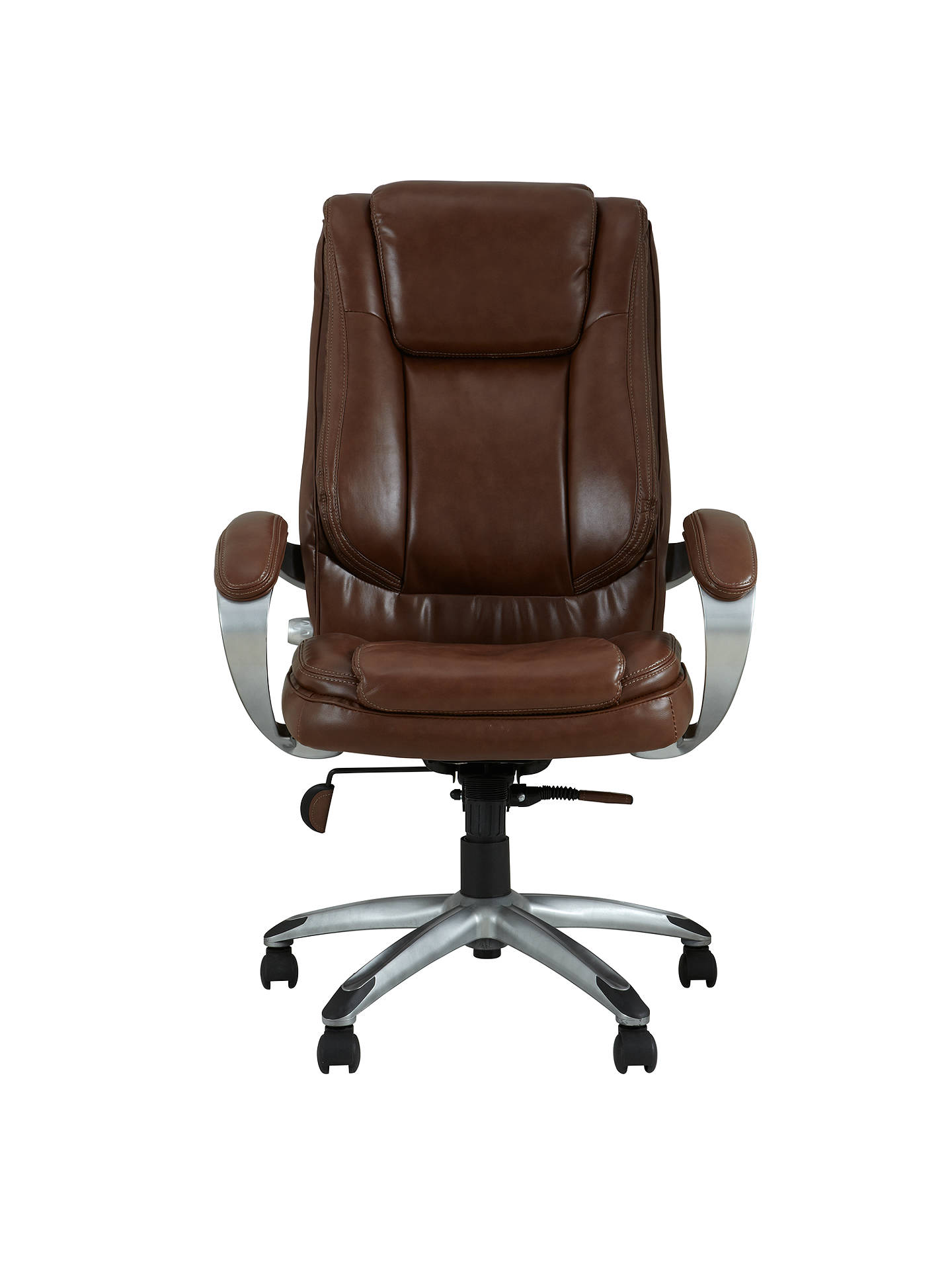 BuyJohn Lewis Franklin Office Chair, Chestnut Online at johnlewis.com