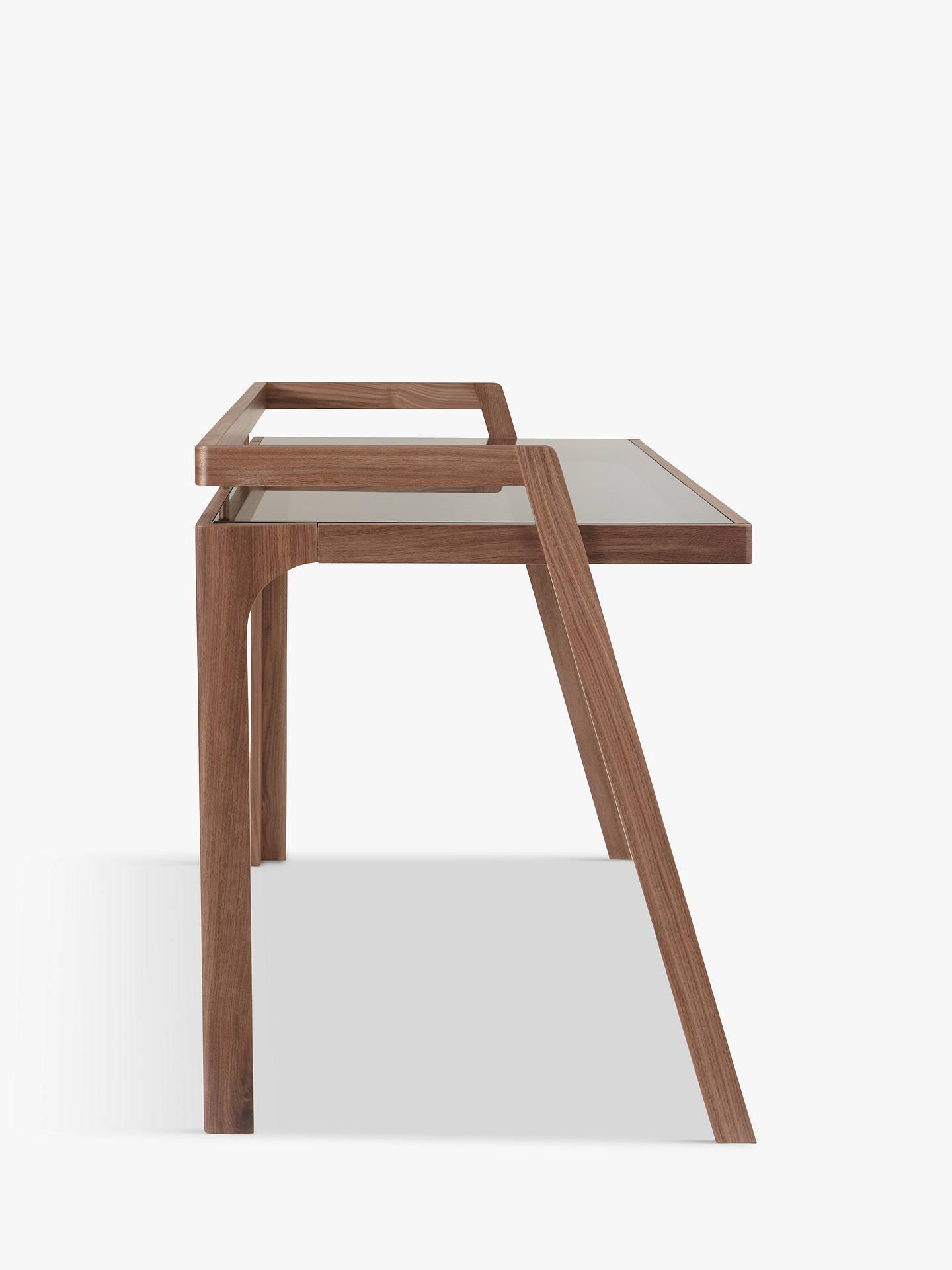 nouveau style c7a5e 8c871 John Lewis & Partners Gazelle Desk, Walnut