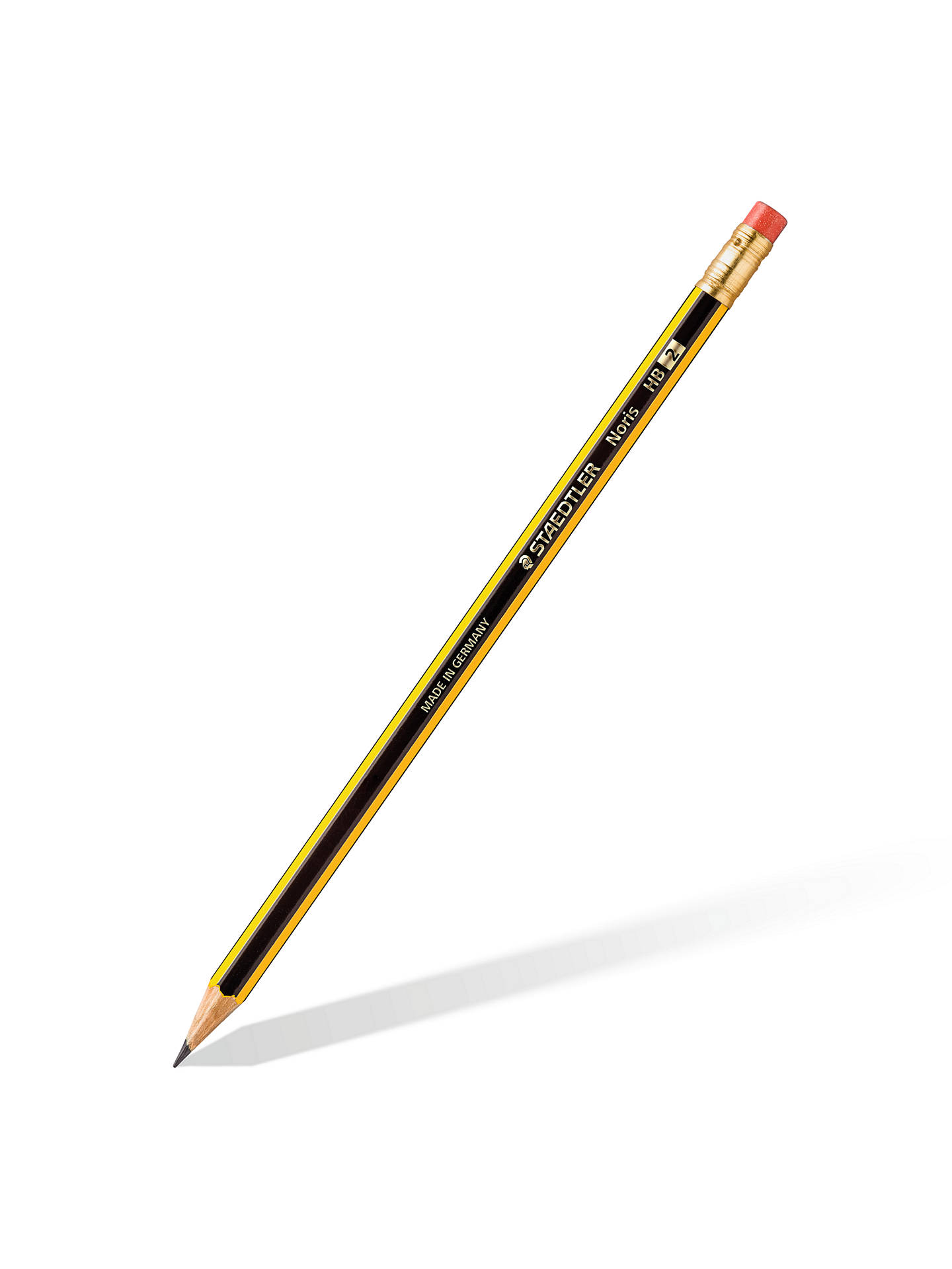 Buy STAEDTLER Noris HB Pencils, Pack of 3 Online at johnlewis.com