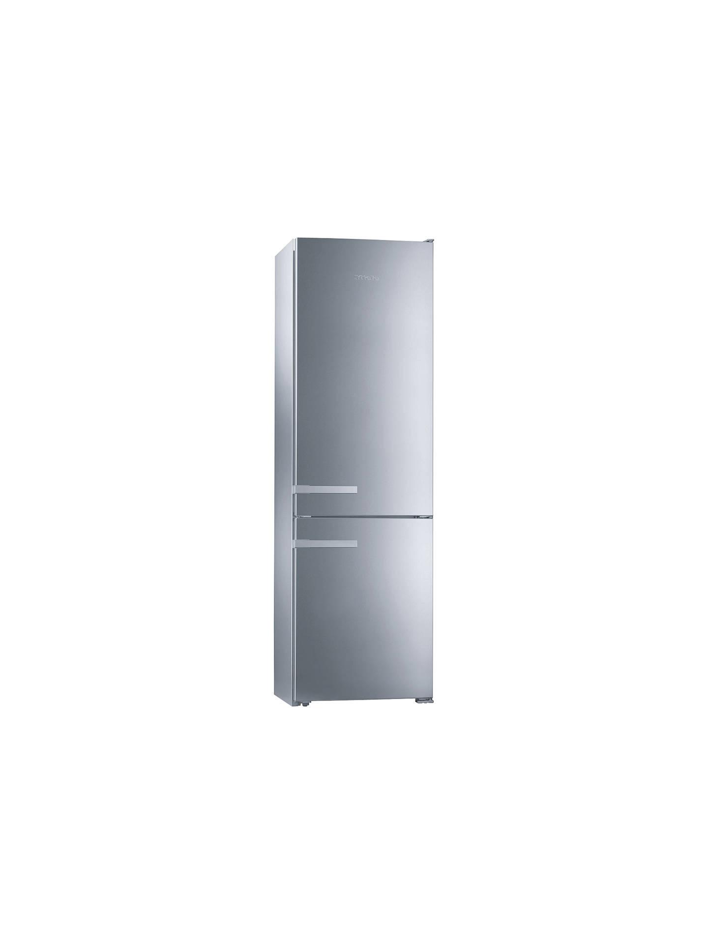 miele kfn12923 sd 2 fridge freezer stainless steel at john lewis rh johnlewis com