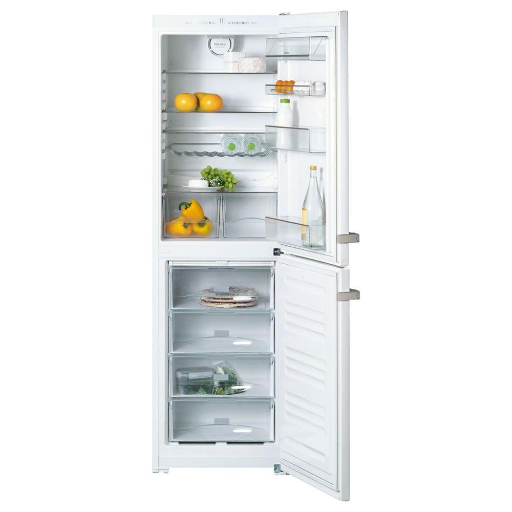 miele kfn12924sd 1 fridge freezer white at john lewis partners rh johnlewis com