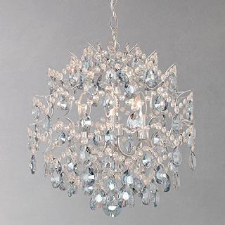 Crystal ceiling lighting john lewis john lewis baroque crystal chandelier aloadofball Choice Image