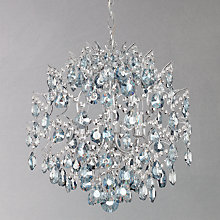 Chandeliers click collect ceiling lighting john lewis buy john lewis baroque crystal chandelier online at johnlewis aloadofball Image collections