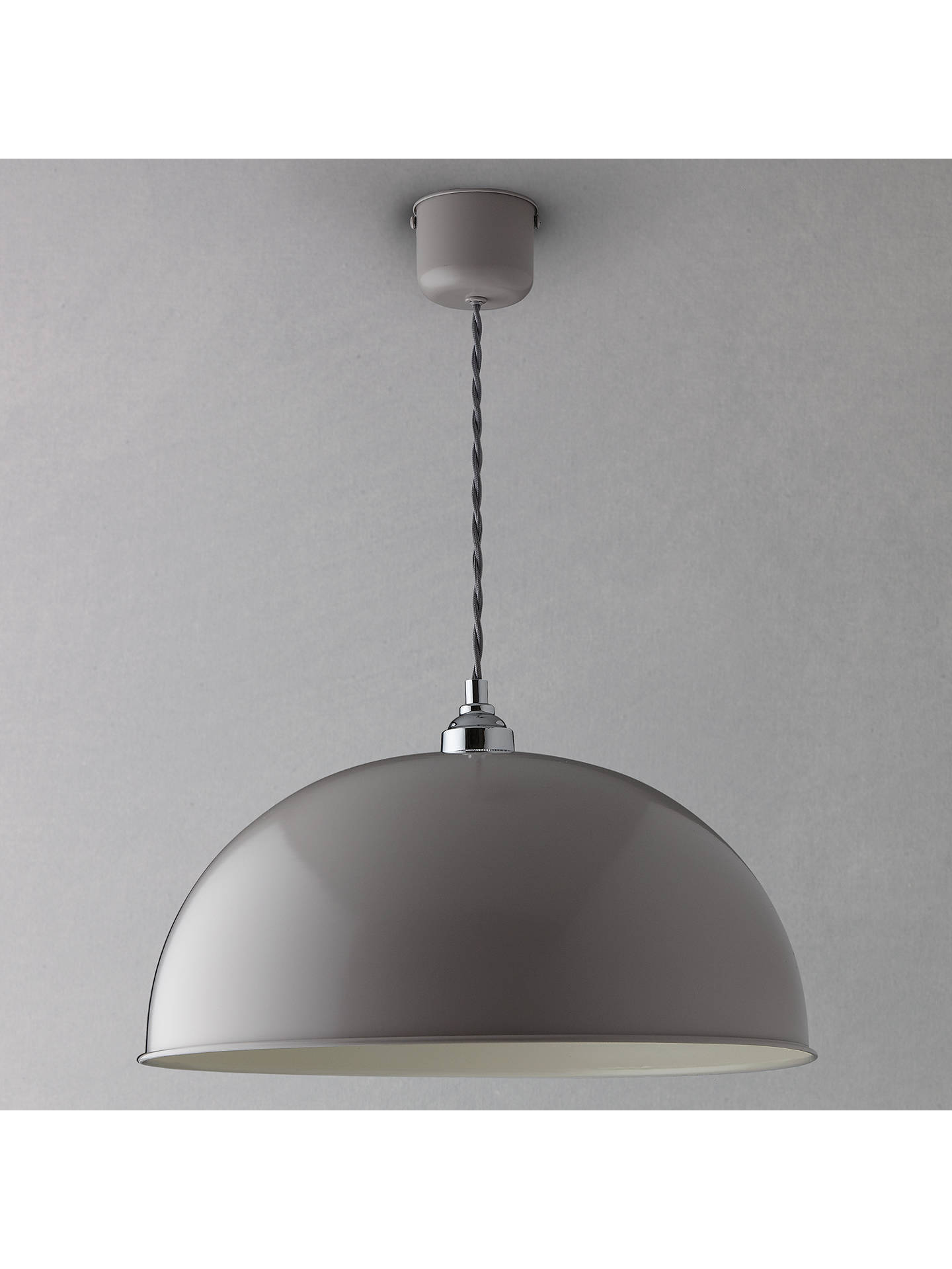 Buy John Lewis & Partners Plymouth Ceiling Pendant Online at johnlewis.com