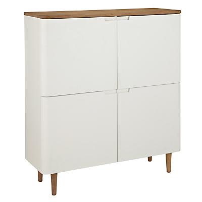 Product photo of Ebbe gehl for john lewis mira 4door cupboard