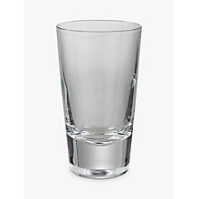Buy John Lewis Connoisseur Shot Glasses, Set of 4, Clear Online at johnlewis.com
