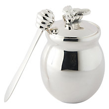 Buy Culinary Concepts Bee Honey Jar & Spoon Online at johnlewis.com