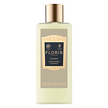 Buy Floris Cefiro Conditioning Shampoo, 250ml Online at johnlewis.com