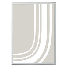 "Buy John Lewis Daya Photo Frame, 5 x 7"", Daya Silver Online at johnlewis.com"