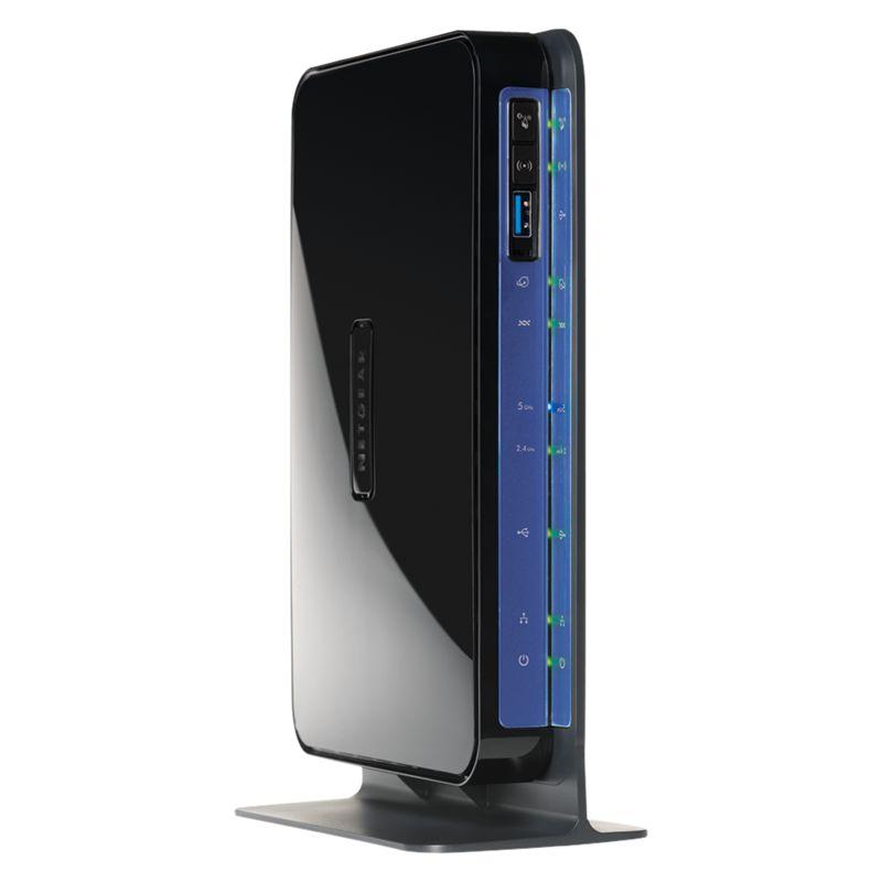 Netgear N600 Wireless Dual Band Gigabit Router at John Lewis