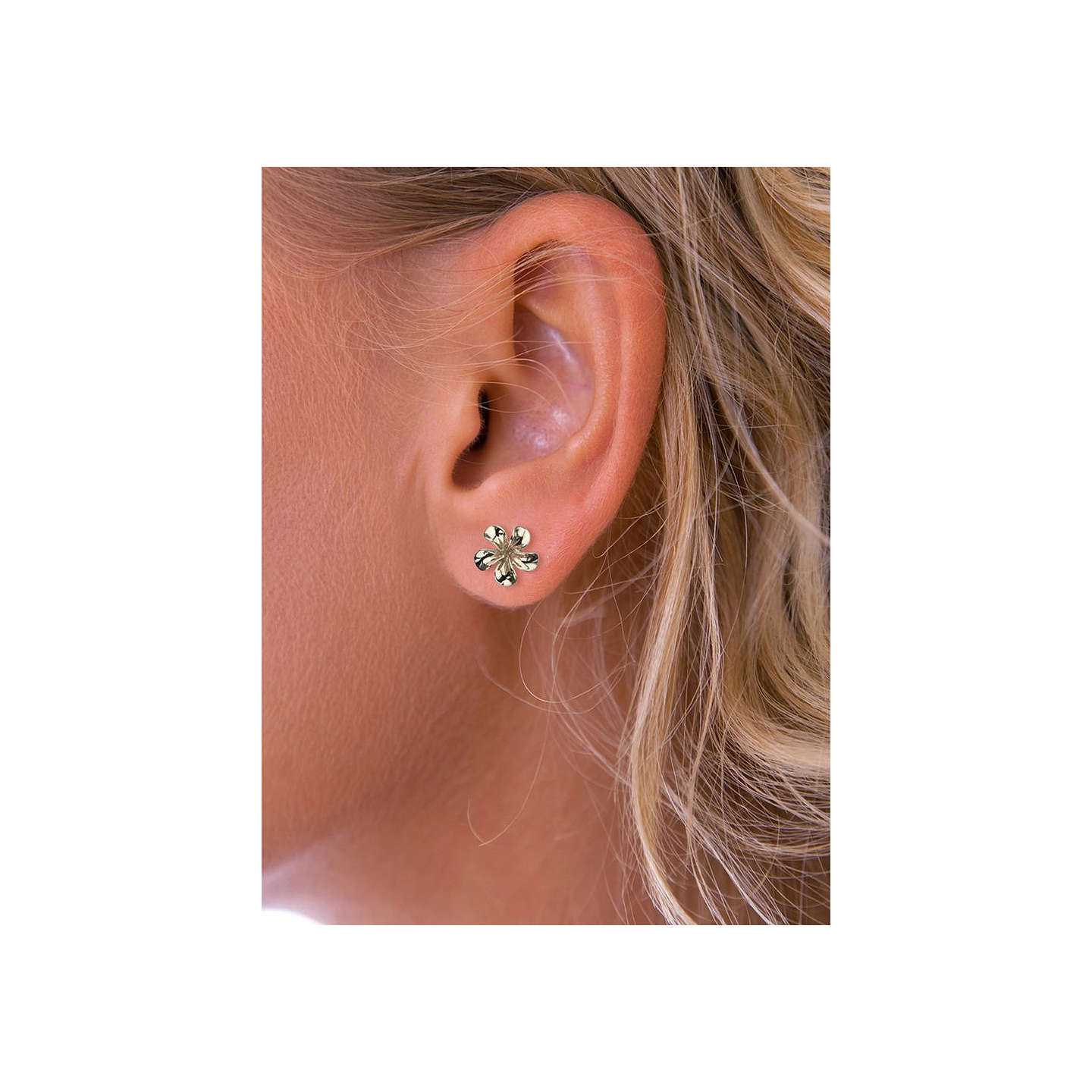 stud product pointy flower strass earrings shopperboard big