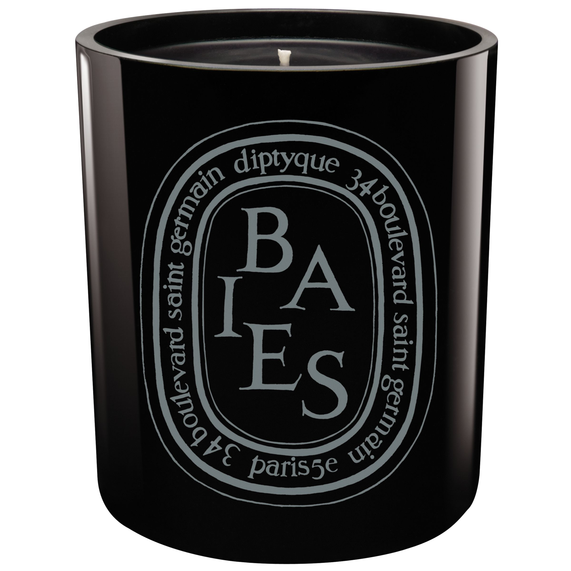 Diptyque Baies Noire Scented Candle, 20g