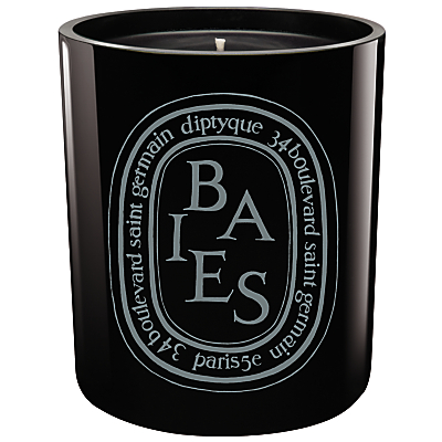 Diptyque Baies Noire Candle, 300g