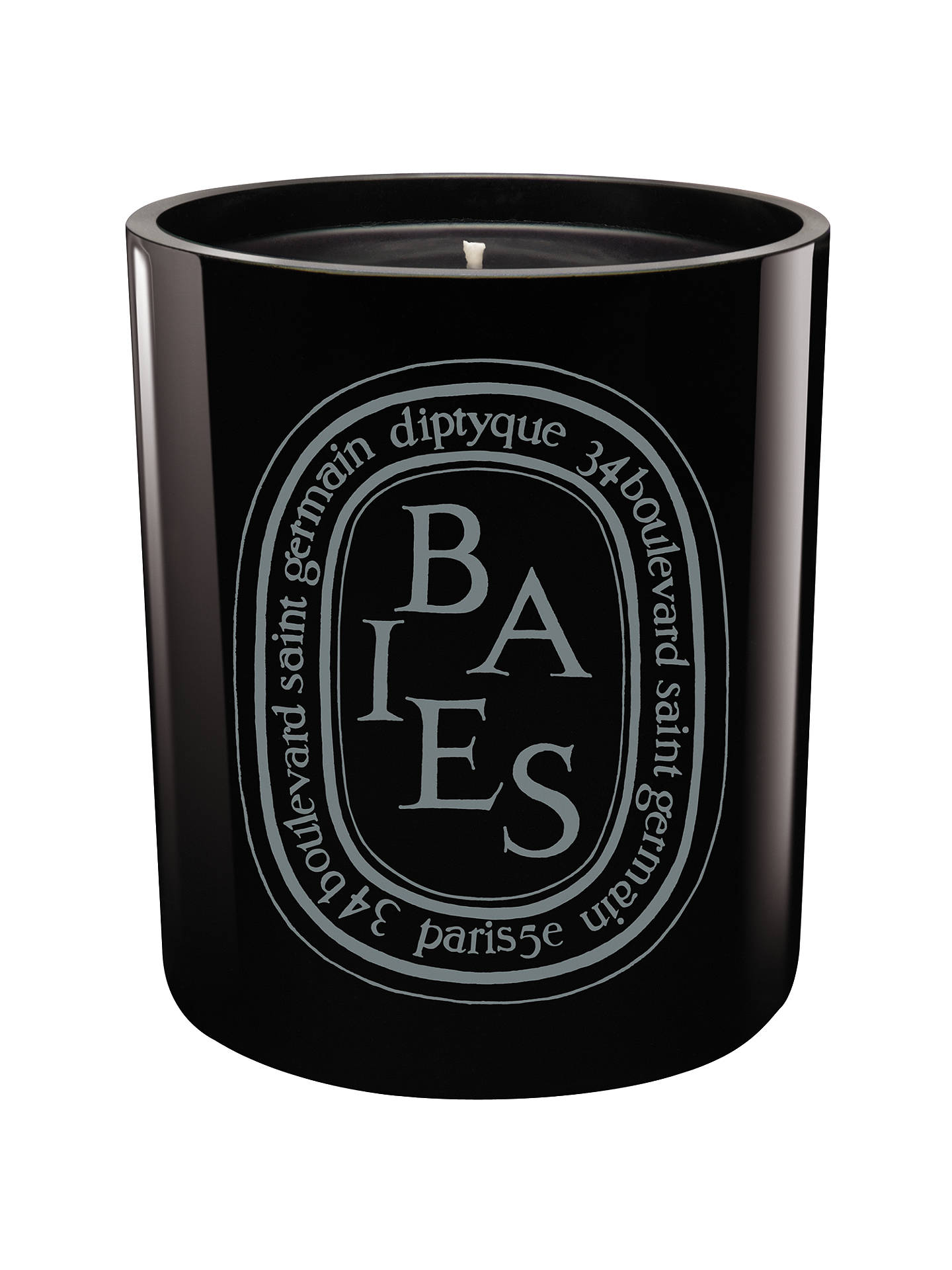 Buy Diptyque Baies Noire Scented Candle, 300g Online at johnlewis.com