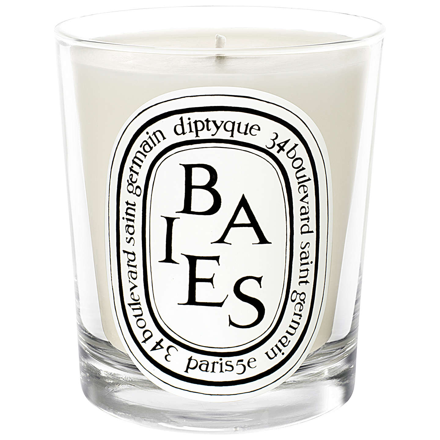 BuyDiptyque Baies Scented Mini Candle, 70g Online at johnlewis.com