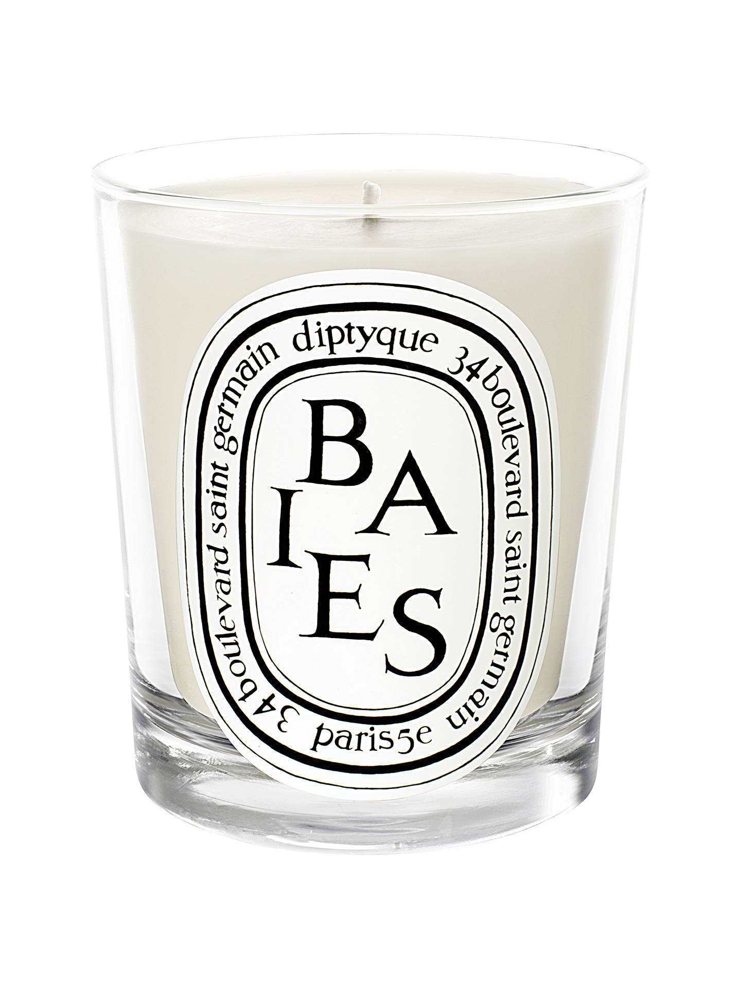 Buy Diptyque Baies Scented Mini Candle, 70g Online at johnlewis.com