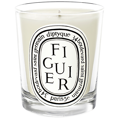 Diptyque Figuier Scented Mini Candle, 70g
