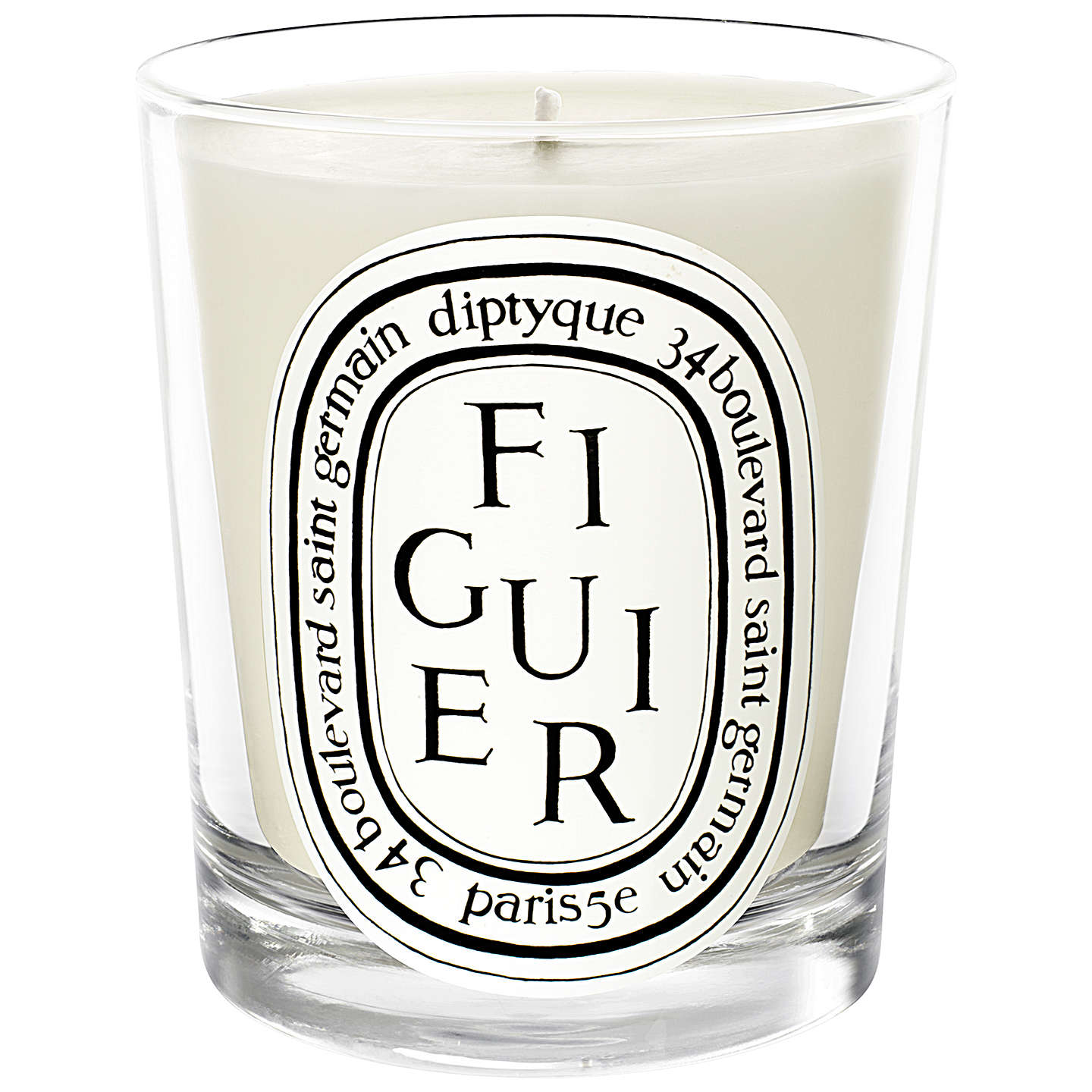 diptyque figuier scented mini candle 70g at john lewis