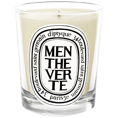 Diptyque Menthe Verte Candle, 190g