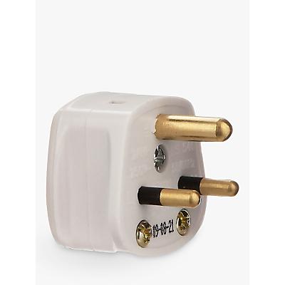 John Lewis 3-Roundpin Plug, 2 Amp Review thumbnail