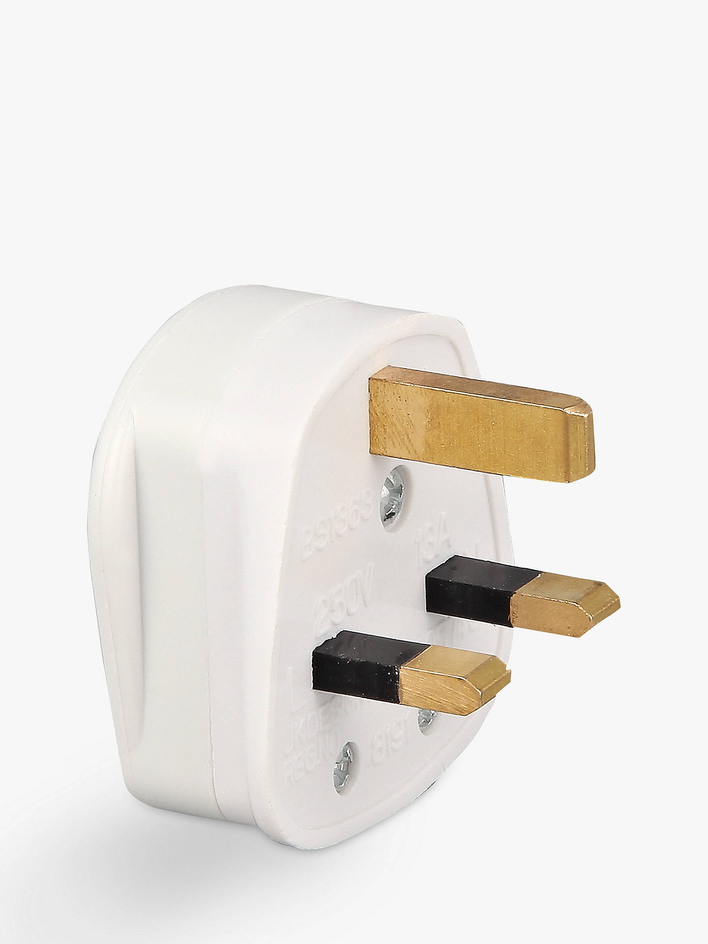 BuyJohn Lewis & Partners UK Plug, 3 Amp Online at johnlewis.com