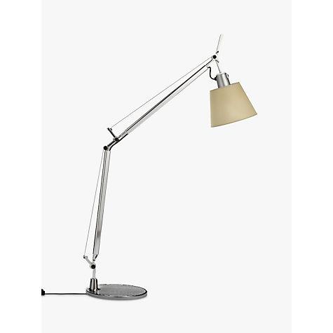 buy artemide tolomeo basculant tavolo desk lamp john lewis. Black Bedroom Furniture Sets. Home Design Ideas