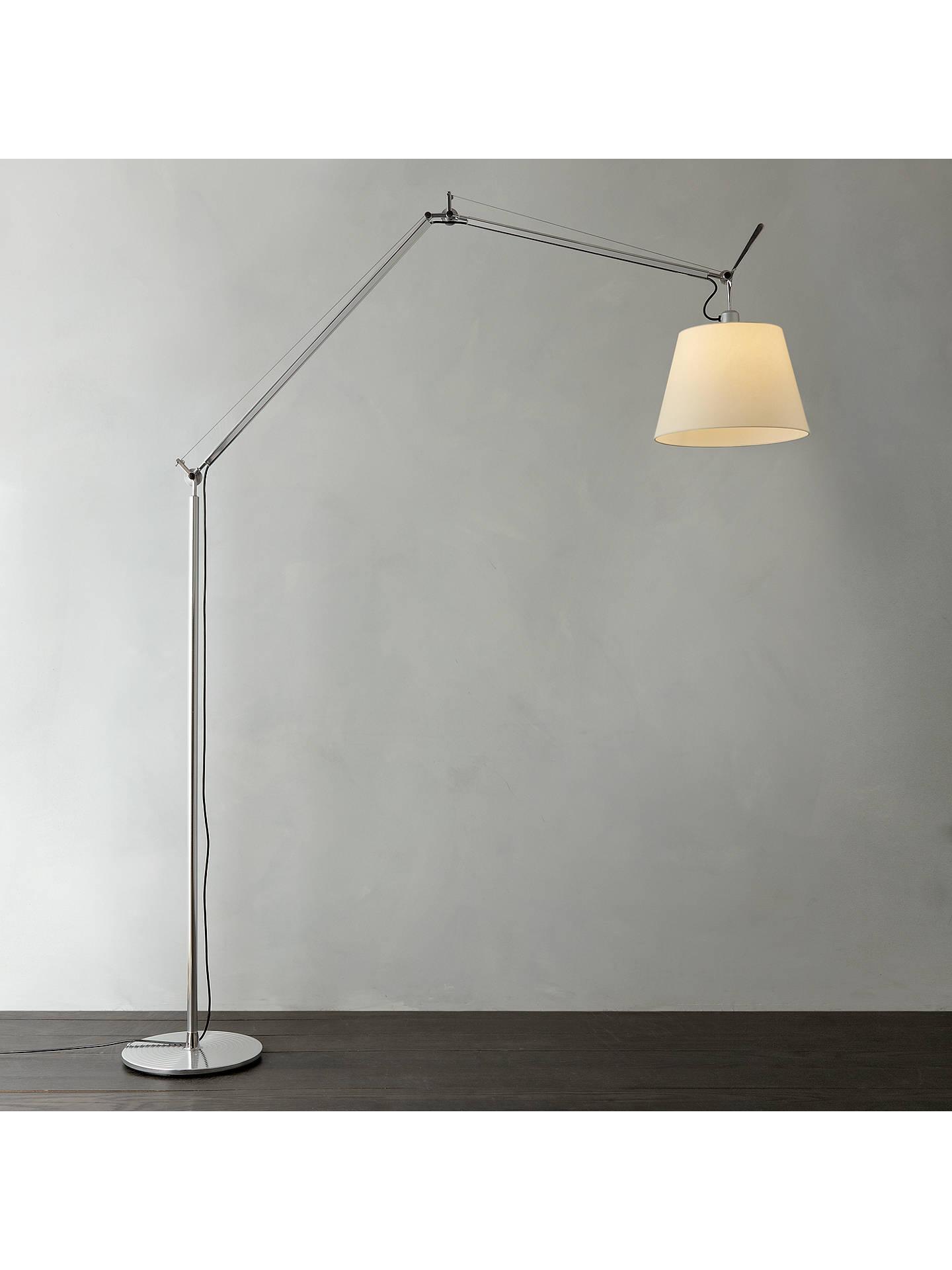 artemide tolomeo mega terra floor lamp at john lewis partners