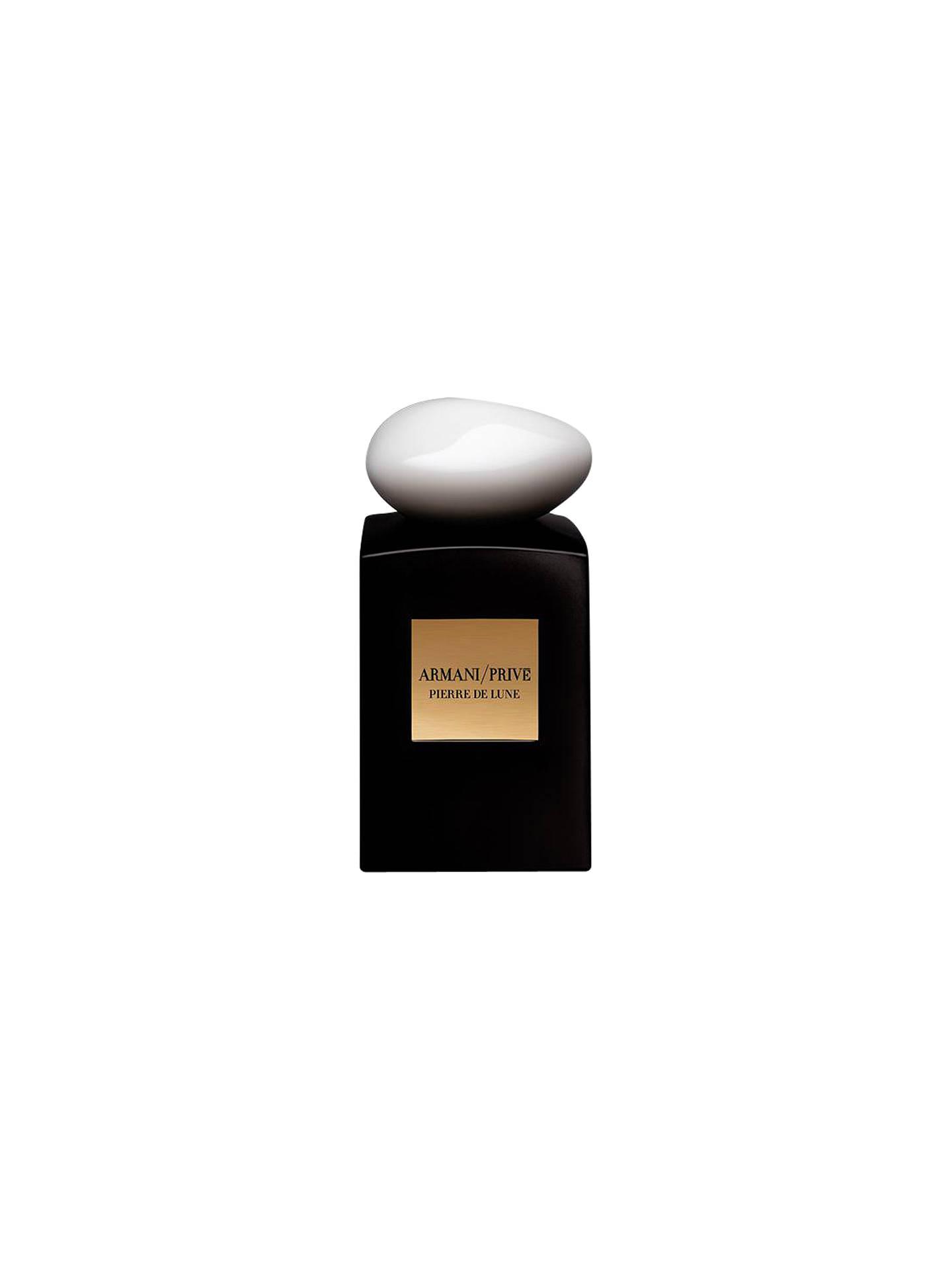 Privé Parfum100ml Eau Armani Giorgio Lune De Pierre 8ZOkNnX0wP