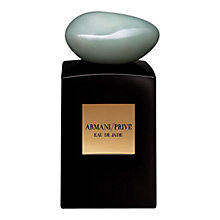 Buy Giorgio Armani / Privé Eau de Jade Eau de Parfum, 100ml Online at johnlewis.com