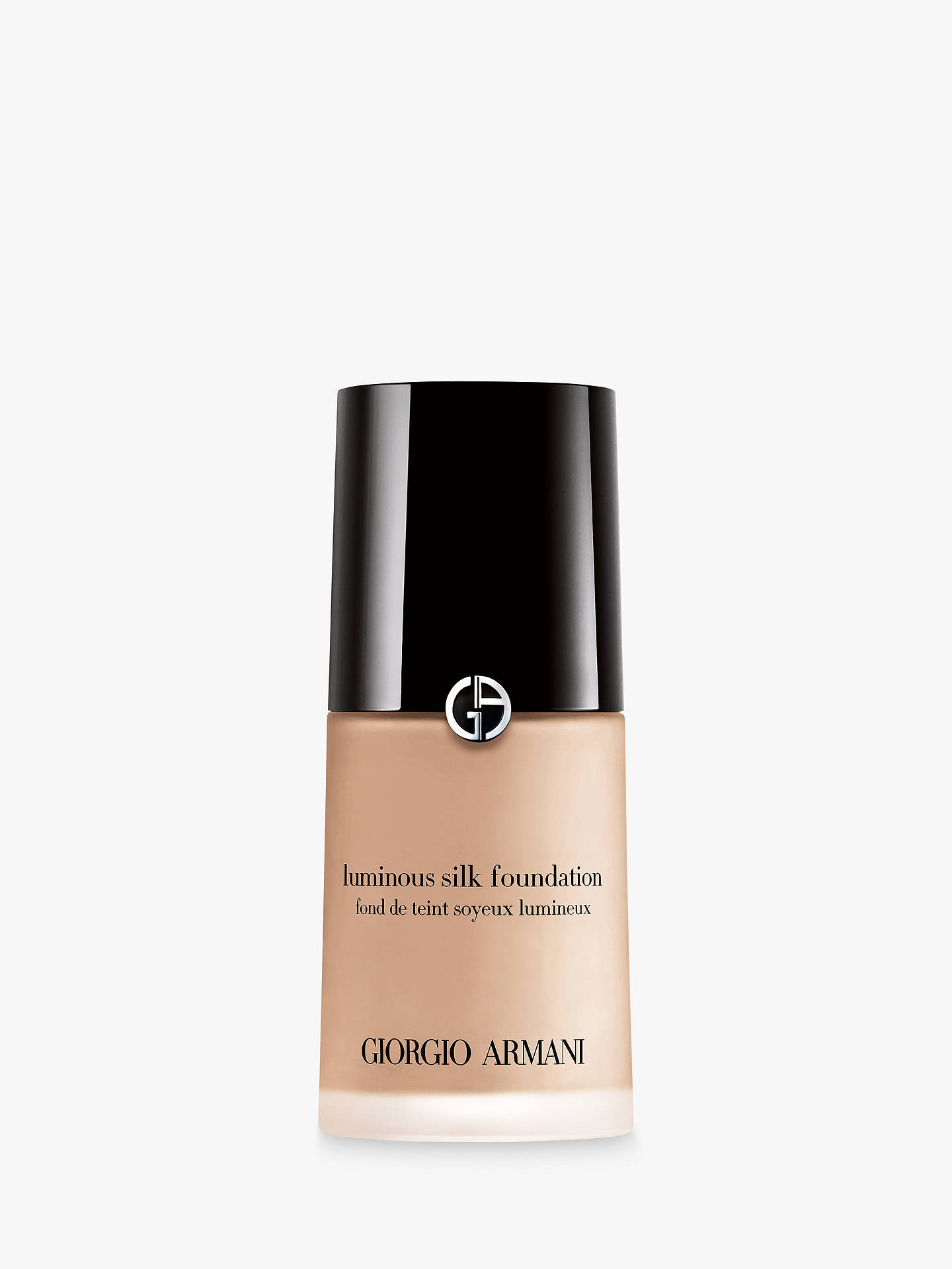 ed7a65ab3bf5 Giorgio Armani Luminous Silk Foundation at John Lewis   Partners