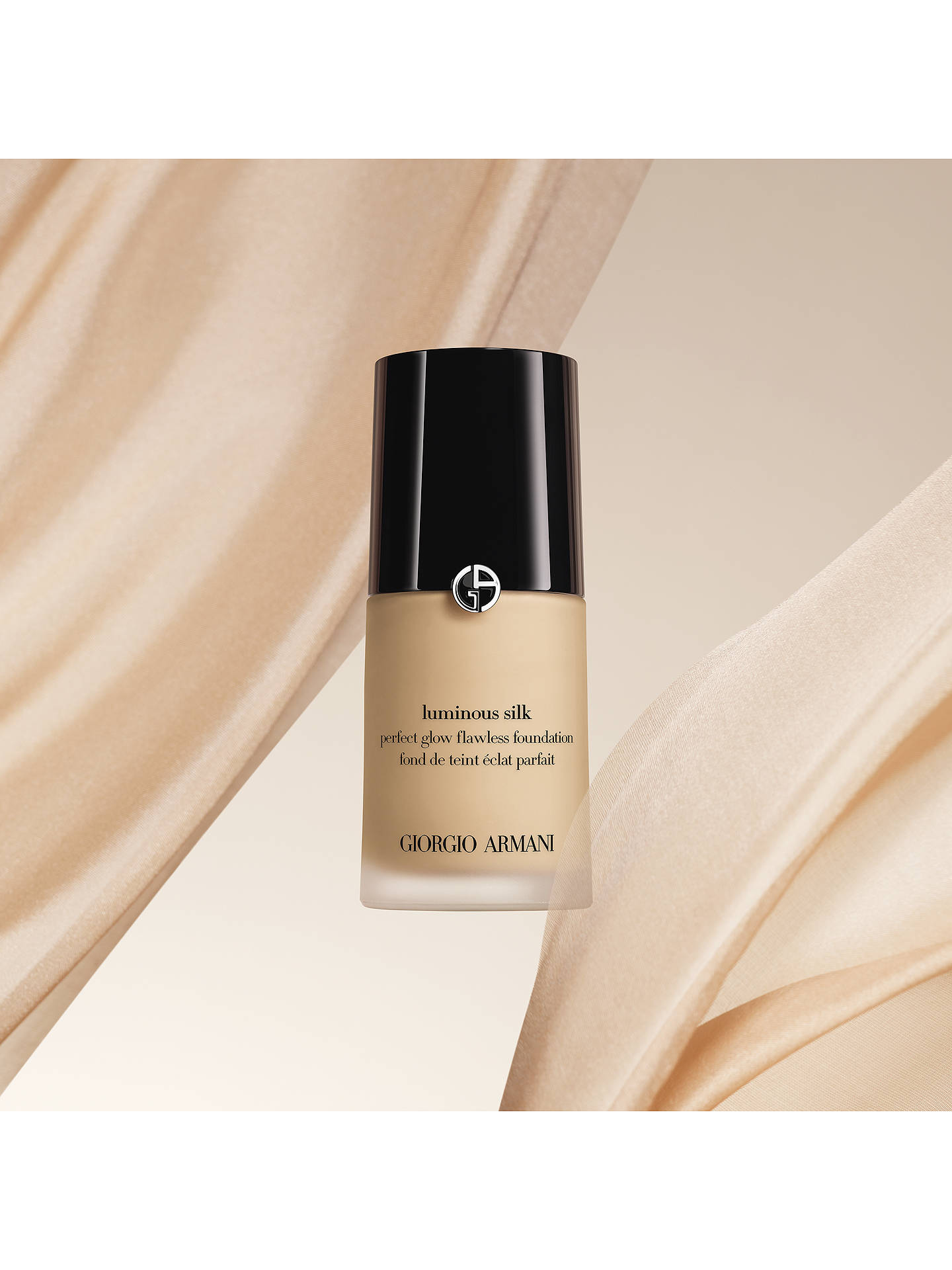 BuyGiorgio Armani Luminous Silk Foundation, 05 Online at johnlewis.com