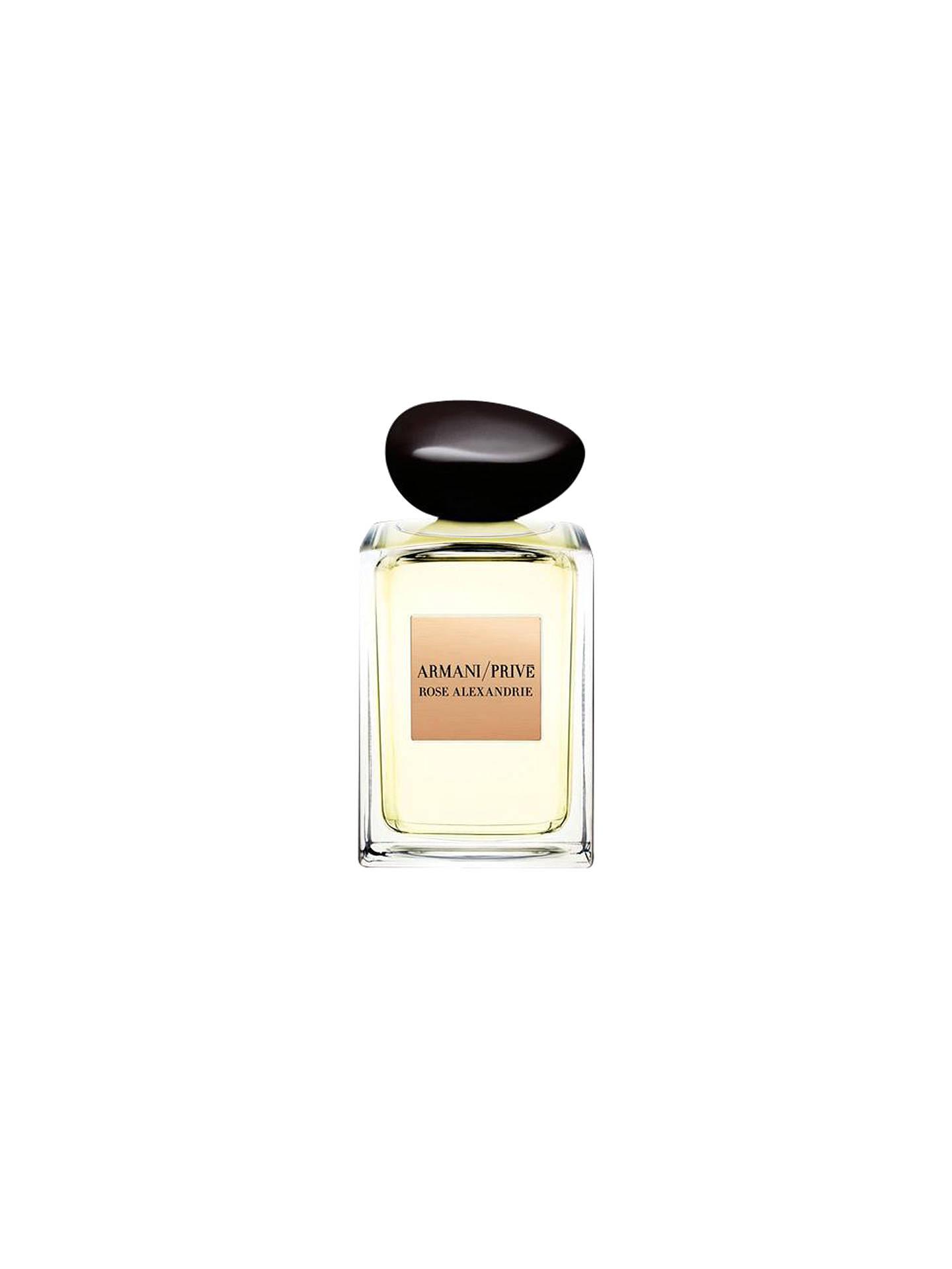 Giorgio Armani Privé Les Eaux Rose Alexandrie Eau De Parfum At