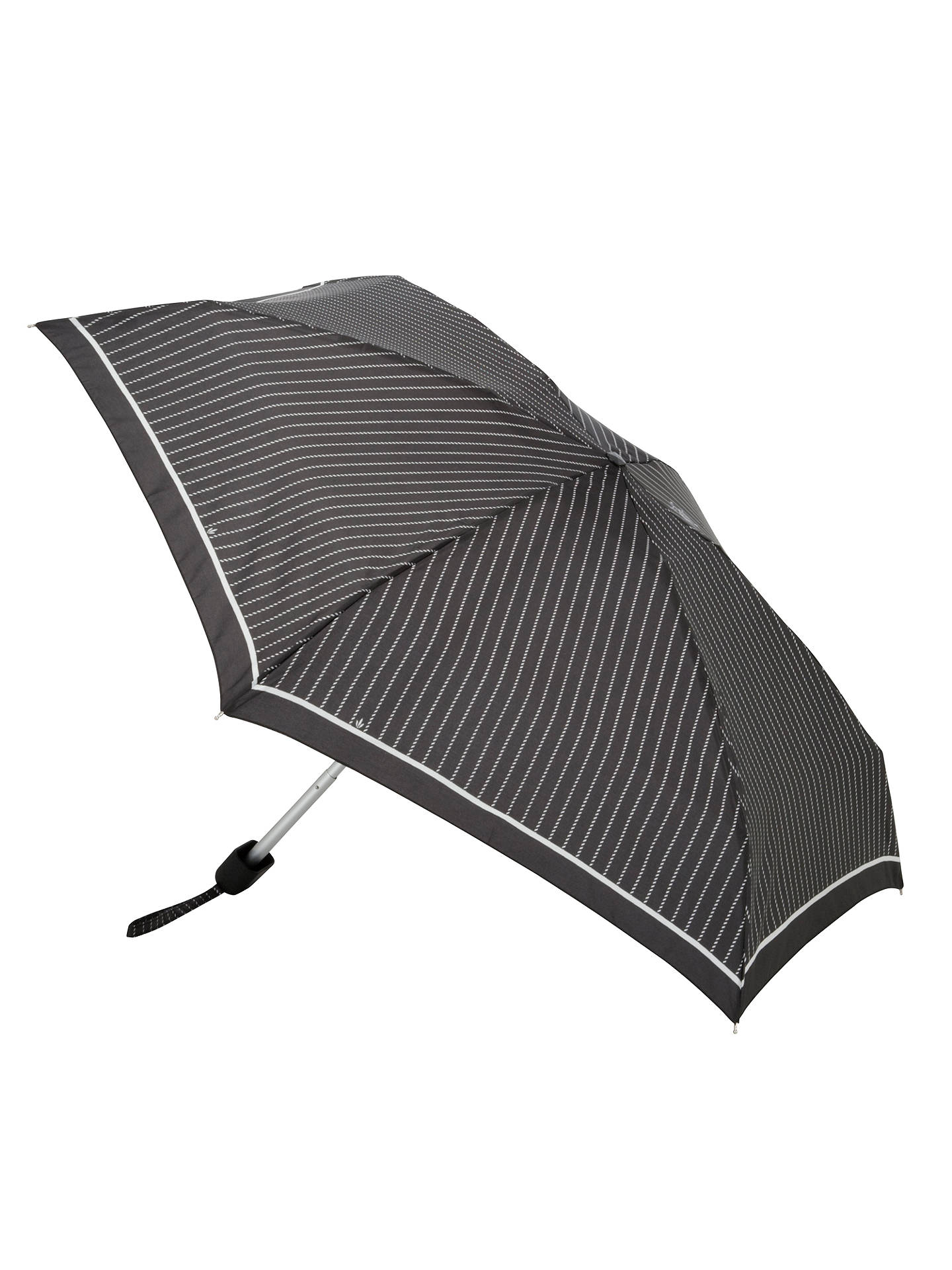 d66f66940260 Fulton Tiny-2 Classics Compact Folding Umbrella, Black/White